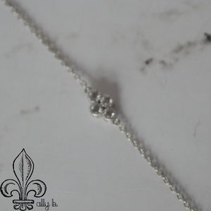 """Jewelry - 🎆Silver & Crystal """"diamond by the yard"""" style 🎆"""